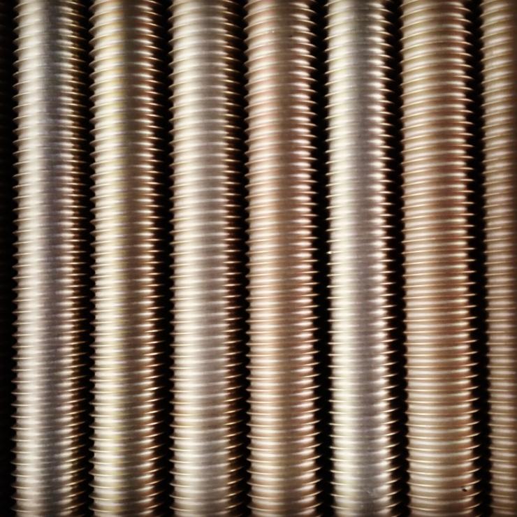 Yellow Gold Cadmium electroplating metal finishing in Toronto